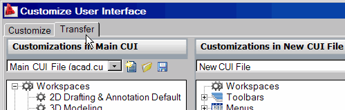 Customize User Interface