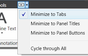 Minimize to Tabs