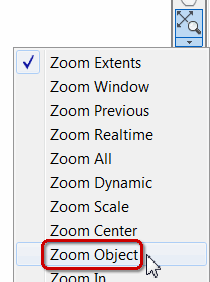 Zoom Object