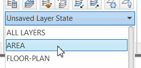 Layer state list