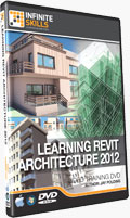 Learning Revit Architecture 2012 Training DVD