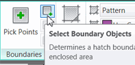 Select Bounday Objects