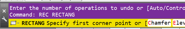 Colored Command Line