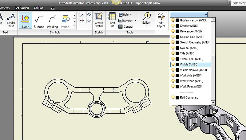 Can inventor export WITH layers? - Autodesk Inventor
