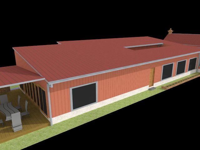 V-Ray Rendering Problem - SketchUp - AutoCAD Forums