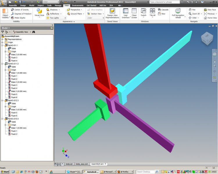 extrude the same skect with different lenght - Autodesk