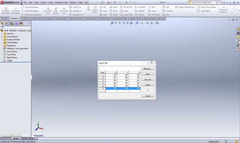 Modeling a wire mesh - SolidWorks - AutoCAD Forums