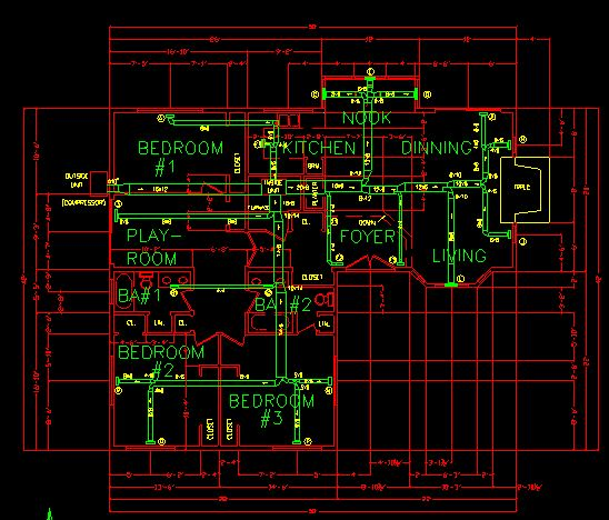 autocad hvac drawings pictures hvac school project student project questions autocad forums  hvac school project student project