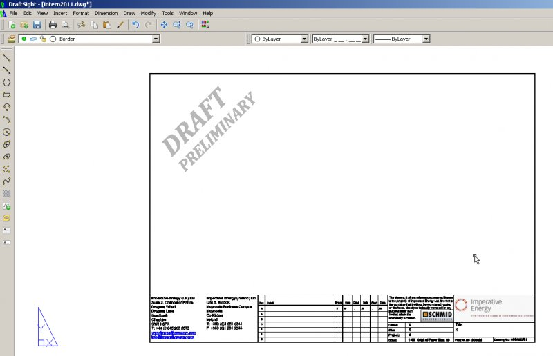 dwg not readable in DraftSight - AutoCAD General - AutoCAD Forums