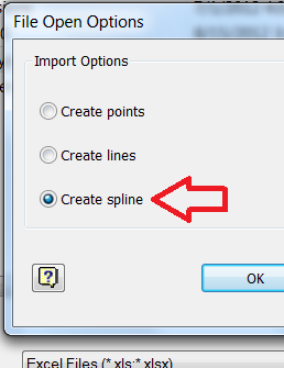 How do I connect a range of points using spline? - Student Project