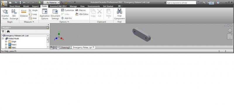 Inventor 2011 IGES Thread Export Problem - Autodesk Inventor