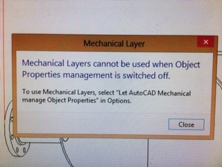 Mechanical Layer Error.JPG