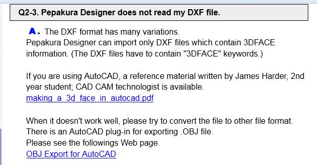 Convert Obj To Dxf