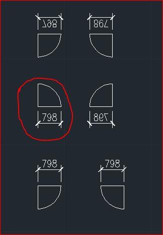 explode the door block before mirroring.JPG