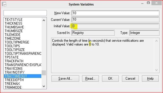 traytimeout system variable.JPG