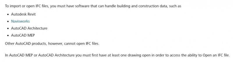 IMPORT IFC to Inventor - Autodesk Inventor - AutoCAD Forums