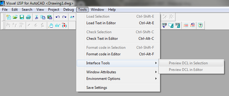 DLC Preview Lisp Stopped Working - AutoLISP, Visual LISP