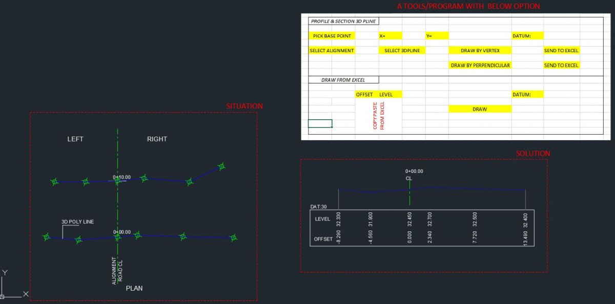 REQUIRE WINDOW BASED TOOLS - 3D POLY & SECTION -  NET, ObjectARX