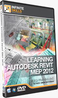 Learning Revit MEP 2012 Training DVD